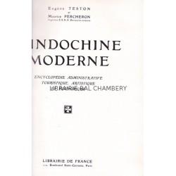 L'Indochine moderne, encyclopédie administrative, touristique, artistique et économique
