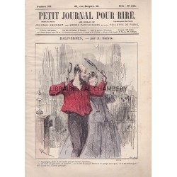 Petit Journal pour rire - Directeur Ch. Philipon
