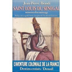 Sain-Louis du Sénégal - mémoires d'un métissage