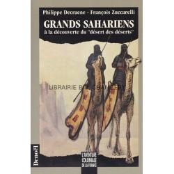 """Grands sahariens à la découverte du """"désert des déserts"""""""