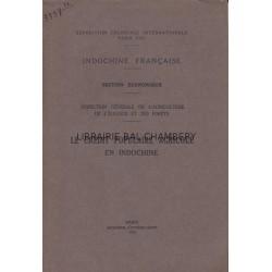 Indochine française - Le Crédit populaire agricole en Indochine
