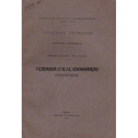 Indochine française - Historique de l'aéronautique d'Indochine