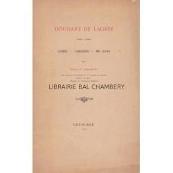 Doudart de Lagrée - 1823 - 1868 - Crimée - Cambodge - Mékong