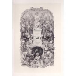 Album des gravures des Oeuvres de Béranger
