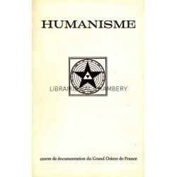 Humanisme Bulletin du Centre de documentation du Grand Orient de France N° 83
