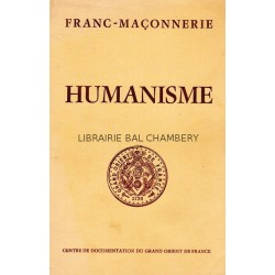 Humanisme Bulletin du Centre de documentation du Grand Orient de France N° 91