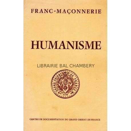 Humanisme Bulletin du Centre de documentation du Grand Orient de France N° 91
