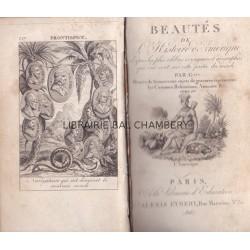 Beautés de l'histoire d'Amérique - 2 volumes