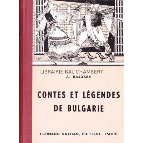 Contes et légendes de Bulgarie
