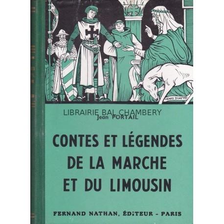 Contes et légendes de la Marche et du Limousin