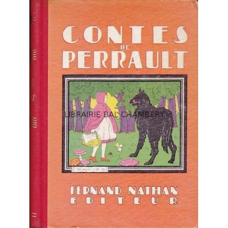 Contes de Perrault, de Mme Leprince de Beaumont et de Mme d'Aulnoy