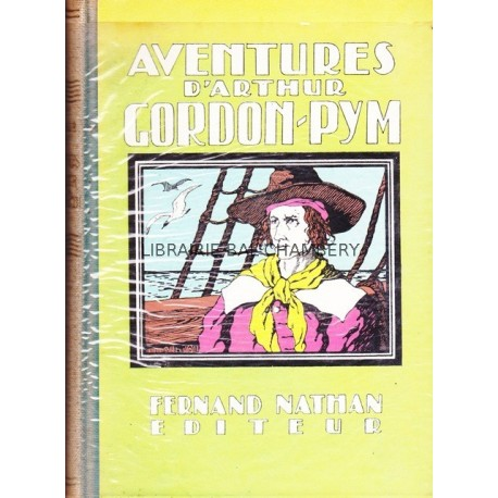 Aventures d'Arthur Gordon-Pym