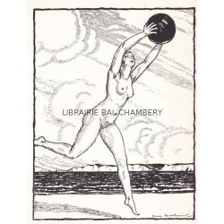Nausicaa - Poèmes - Illustrations de Henri Montassier