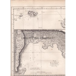 "Gravure n° 59 - "" Carte des Isles Sandwich "" - A Voyage to the Pacific Ocean [Third Voyage]"