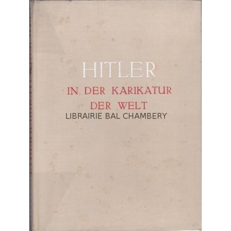 Hitler in der Karikatur der Welt/Tat gegen Tinte