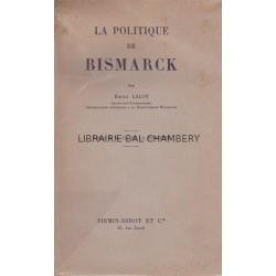 La politique de Bismarck