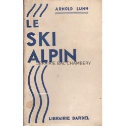 Le ski alpin  Tourisme et Courses