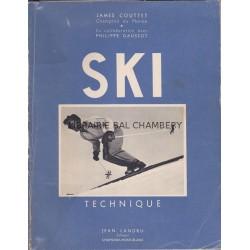 SKI Technique - Compétion - Montagne  (3 T)