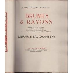 Brumes & rayons - Poèmes en prose
