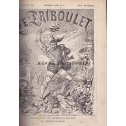 Le Triboulet - Journal satirique, politique, illustré