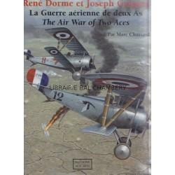 René Dorme et Joseph Guiguet La Guerre aérienne de deux As