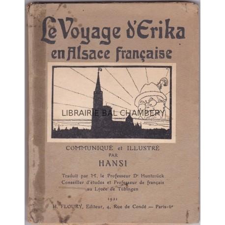 Le voyage d'Erika en Alsace Française