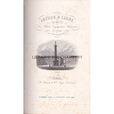 Arthur et Laure ou Les Petits Voyageurs Français en Europe