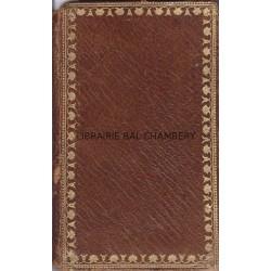 Cadeau des Muses, ou Almanach Universel, Etrennes utiles et agréables. Année commune 1834