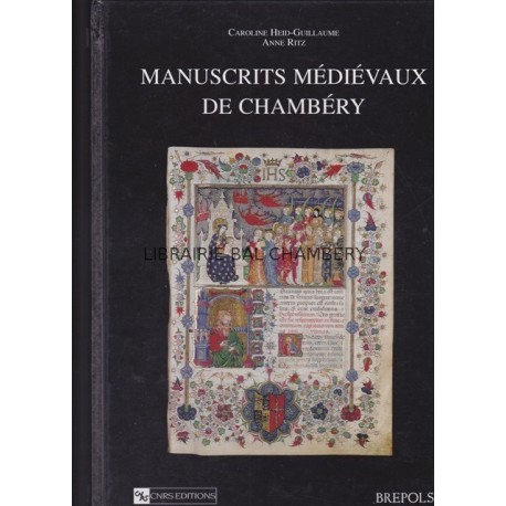 Manuscrits médiévaux de Chambéry