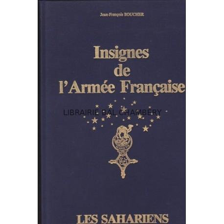 Insignes de l'Armée française Les Sahariens