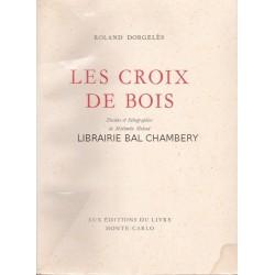 Les Croix de bois - Dessins et lithographies de Mathurin Méheut