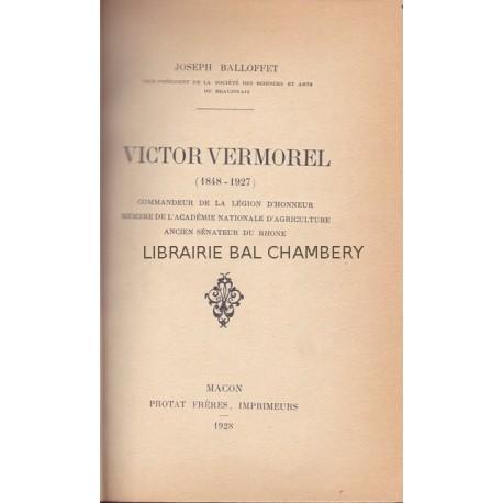 Victor VERMOREL (1848-1927)