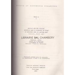 Rapport sur une mission exécutée dans le N.E. du Tchad en décembre 1966 et janvier 1967 - Série A3