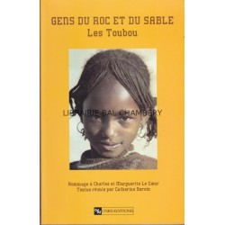 Gens du roc et du sable - Les Toubou