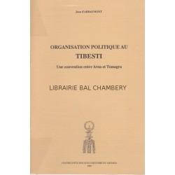 Organisation politique au Tibesti Une convention entre Arna et Tomagra