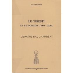 Le Tibesti et le domaine TEDA - DAZA