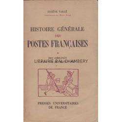 Histoire générale des Postes françaises  7 vol.