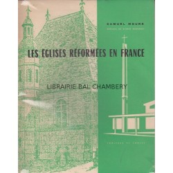 Les églises réformées en France
