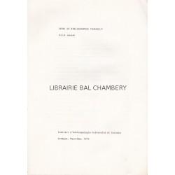 Essai de bibliographie Touareg