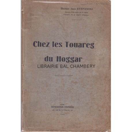 Chez les Touareg du Hoggar
