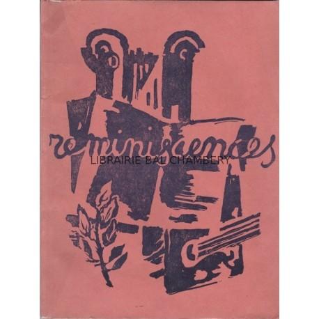 Réminiscences - Année 1951-1952