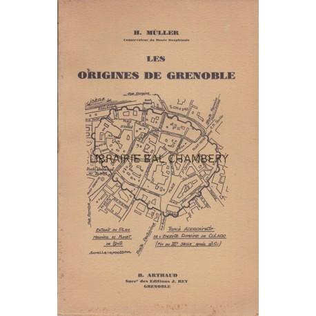 Les origines de Grenoble