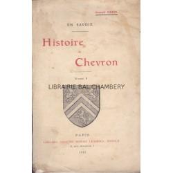Histoire de Chevron 3 tomes