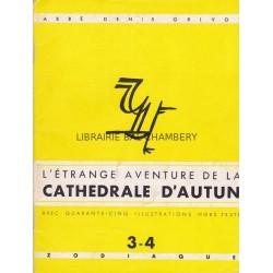 Zodiaque n°3-4 - L'étrange aventure de la Cathédrale d'Autun