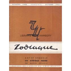 Zodiaque n°5 - Art et Symbole en Afrique noire