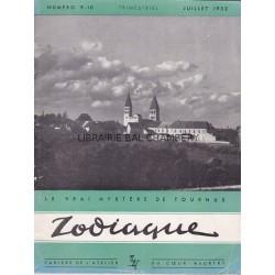 Zodiaque n°9-10 - Le vrai mystère de Tournus