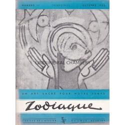 Zodiaque n°11 - Un art sacré pour notre temps
