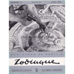 Zodiaque n°14 - Sculpture en péril ?