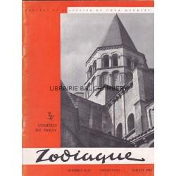 Zodiaque n°21-22 - Les lumières de Paray