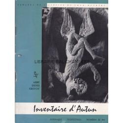 Zodiaque n°22bis - Inventaire d'Autun